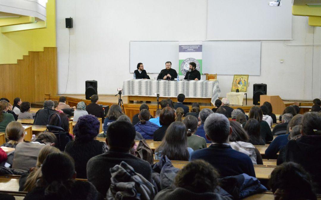 """Arhid. Ionuț Mavrichi, consilier patriarhal: """"Hristos care ni se dă în potir, ni se configurează și prin relațiile dintre noi"""""""