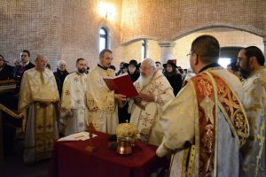 Noua biserica din Parohia Ciurila, jud. Cluj, a primit binecuvântarea arhierească