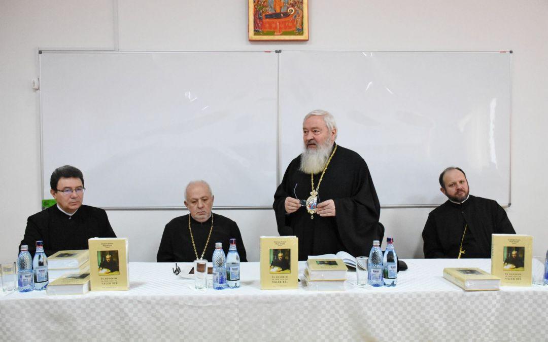 """Lansarea volumului ,,In honorem Pr. Prof. Valer Bel"""". Un părinte în slujba misiunii Bisericii"""