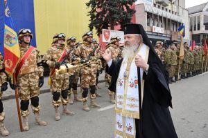 """100 de ani de la înființarea Brigăzii 81 Mecanizată """"General Grigore Bălan"""" din Bistrița"""