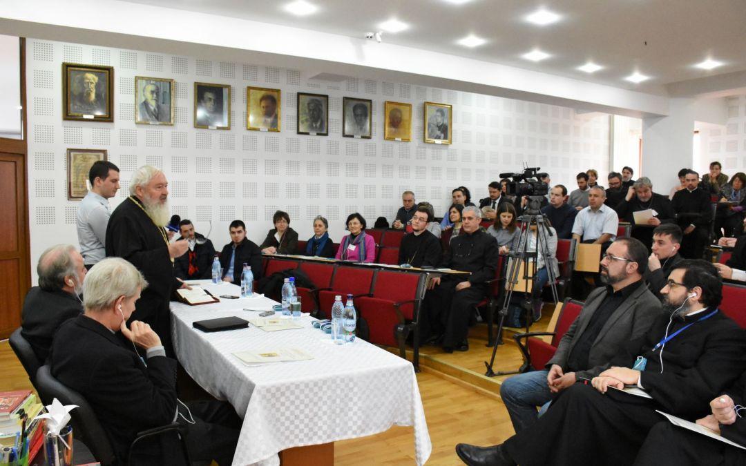 Image result for Simpozion internațional de teologie la Cluj-Napoca 2019