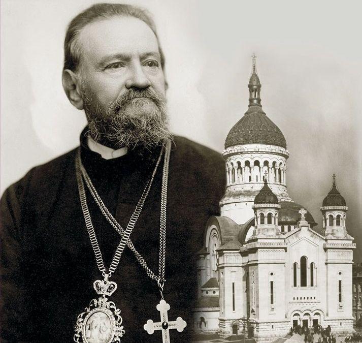 Episcopul Nicolae Ivan, reîntemeietorul Eparhiei Clujului, născut în satul tradiţional transilvan şi devenit părintele Metropolei Transilvaniei