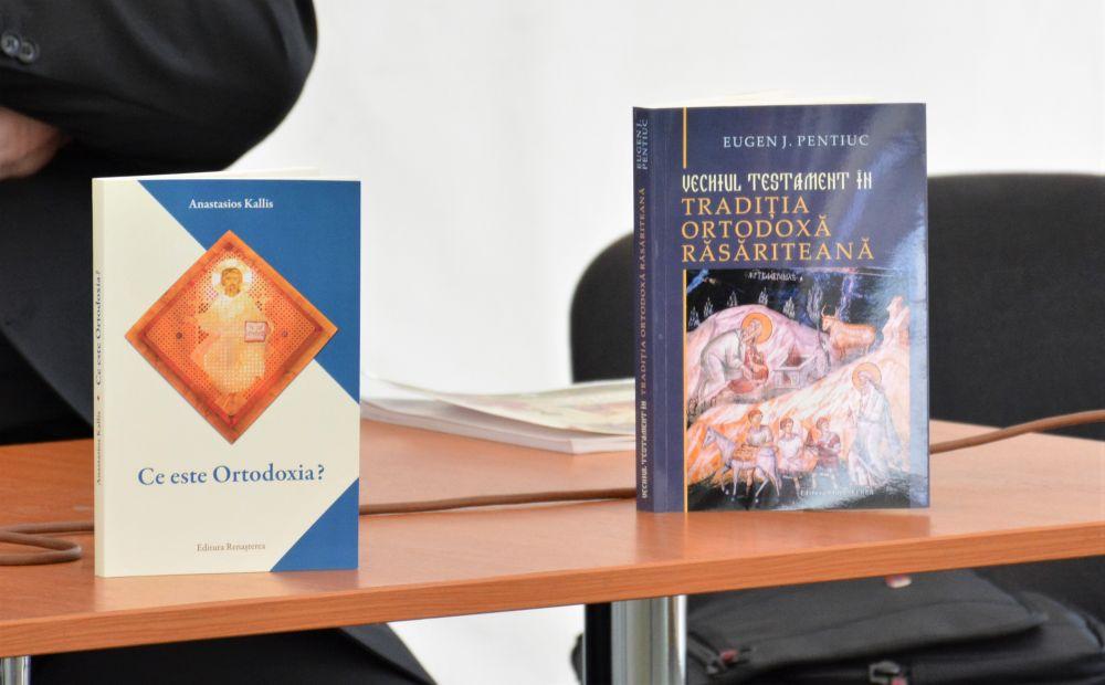 Editura Renașterea a lansat două cărți la Târgul de carte Gaudeamus, în prezența Mitropolitului Andrei