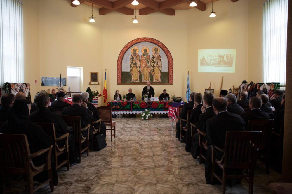 Conferința de primăvară a preoților din Protopopiatul Huedin, județul Cluj