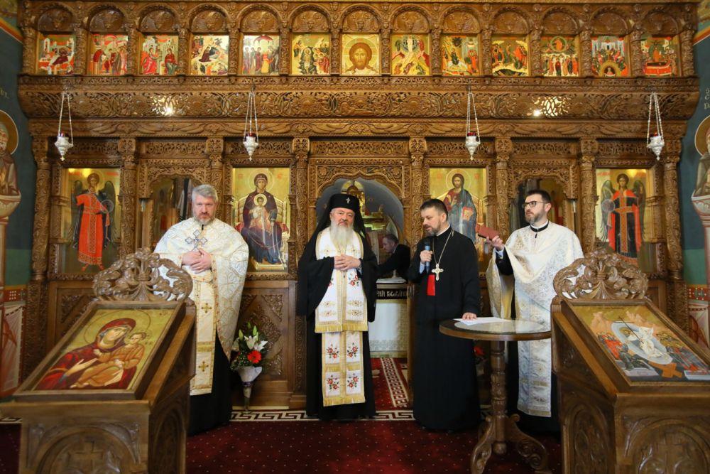 Conferința preoților și instalarea noului protopop al Protopopiatului Turda