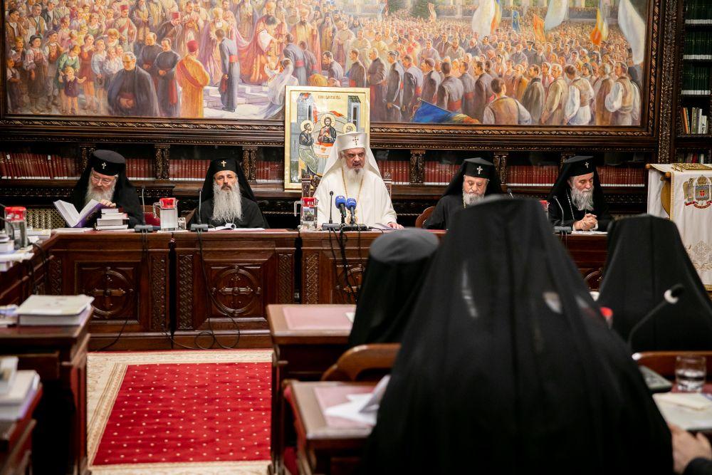 Mitropolitul Clujului, prezent la Ședința Sfântului Sinod al Bisericii Ortodoxe Române