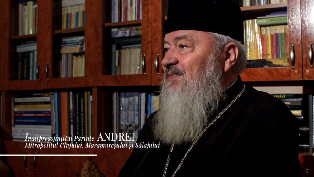 Program catehetic despre sfinți și părinți duhovnici români, la Catedrala Mitropolitană din Cluj-Napoca