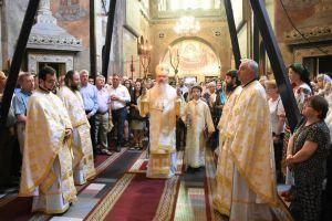 Duminica a treia după Rusalii, la Catedrala Mitropolitană din Cluj-Napoca