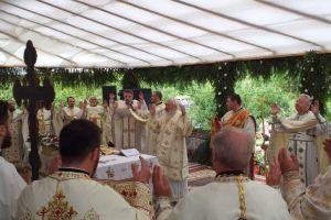 Binecuvântare arhierească pentru credincioșii din Ilva Mică