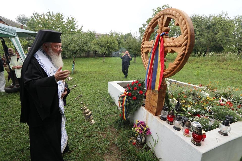 Parastas la un an de la trecerea la cele veșnice a maestrului Dumitru Fărcaş