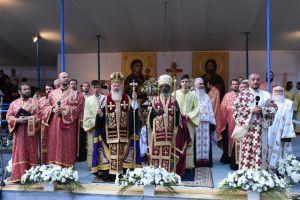 Slujba Vecerniei cu Litie, la Mănăstirea Nicula, cu prilejul hramului