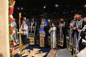 Prohodul Maicii Domnului, la Mănăstirea Nicula