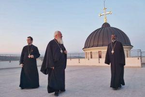 Mitropolitul african Innocentios își continuă vizita în Arhiepiscopia Clujului