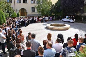 Deschiderea noului an școlar 2019-2020, la Seminarul Teologic Ortodox din Cluj-Napoca
