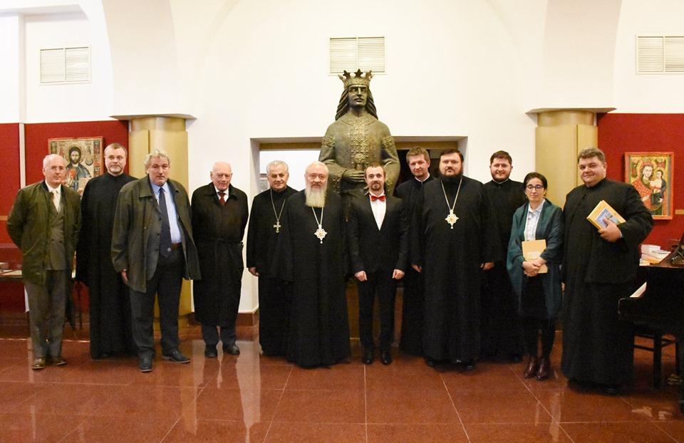 100 de ani de la înființarea Consistoriului ortodox la Cluj, marcați printr-un eveniment cultural