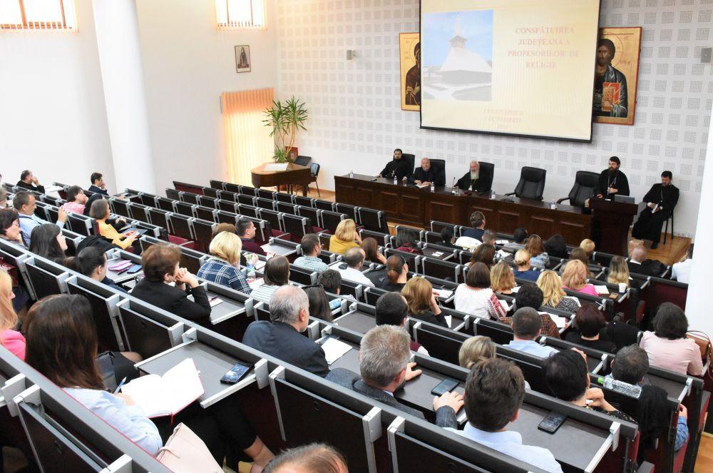 Consfătuirea anuală a profesorilor de religie din judeţul Cluj