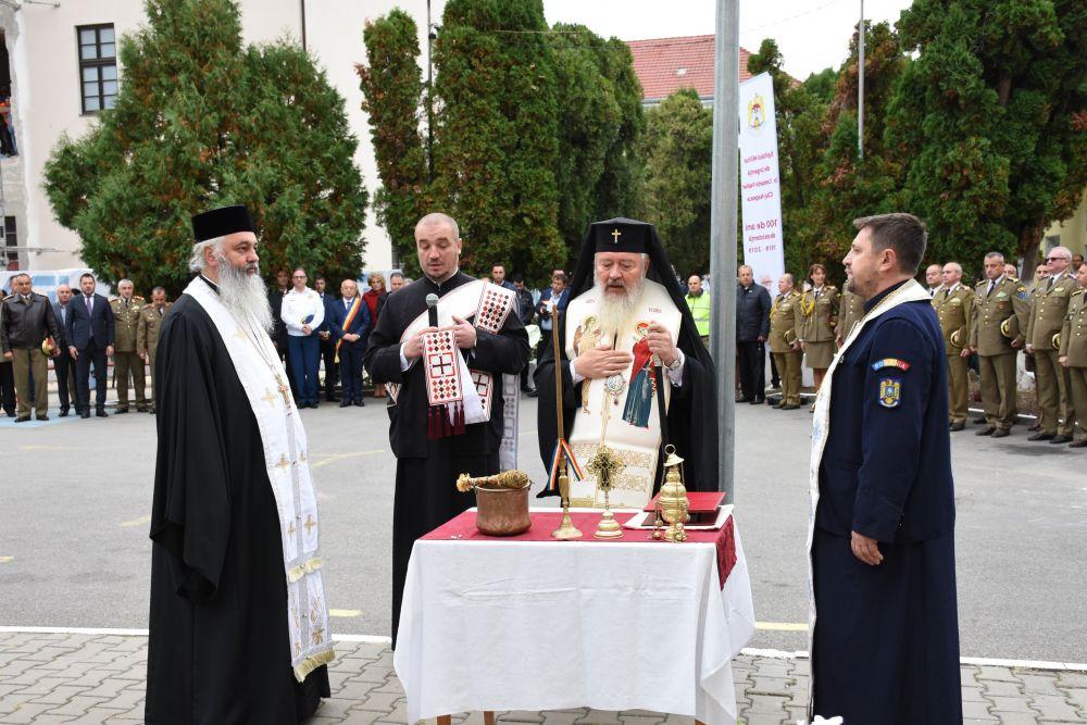 """Centenarul Spitalului Militar de Urgență """"dr. Constantin Papilian"""" din Cluj-Napoca"""