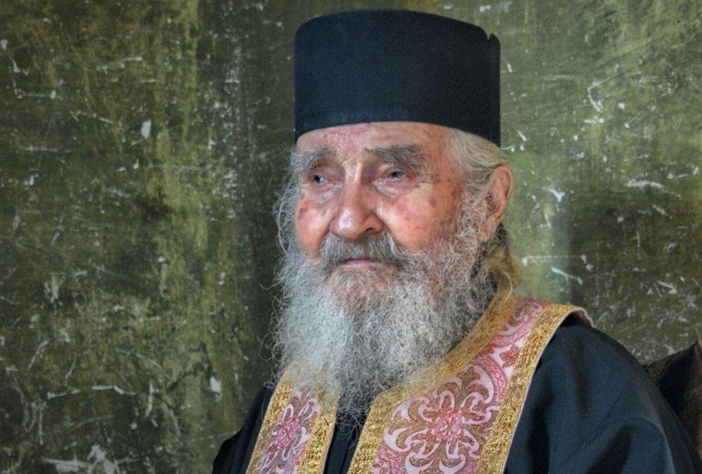 Părintele Serafim, starețul care a descoperit Icoana de la Nicula, a trecut la Domnul