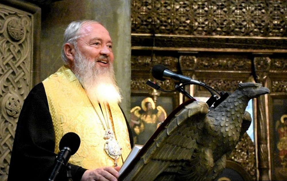 Cateheză ÎPS Andrei – Liturghia Cuvântului are un pronunțat caracter catehetic – 3 noiembrie 2019