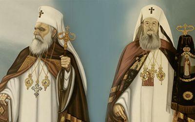 Doi dintre cei cinci patriarhi adormiţi ai României, comemorați anul acesta