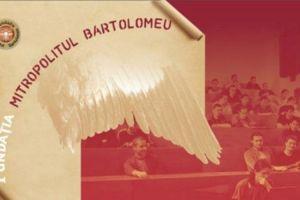 """Au fost desemnaţi cei 34 de bursieri ai Fundației """"Mitropolitul Bartolomeu"""", din anul şcolar şi universitar 2019-2020"""