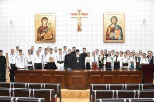 Seară cultural-artistică dedicată sărbătorilor de iarnă, la Facultatea de Teologie Ortodoxă din Cluj-Napoca
