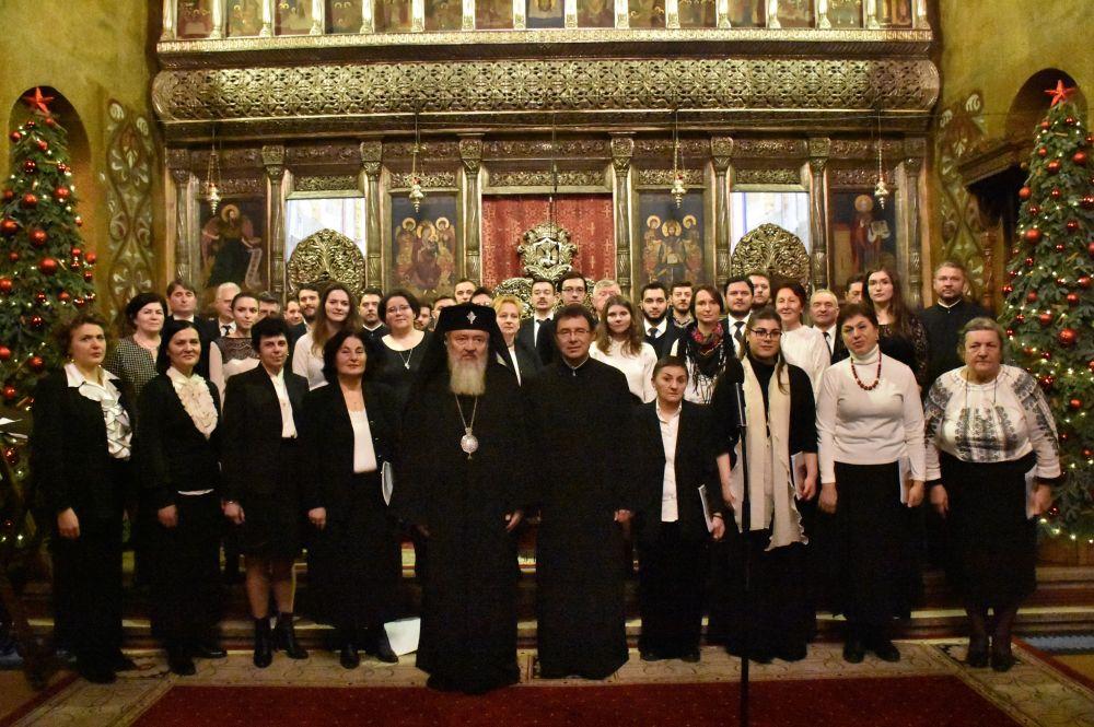 Concert de Colinde al Corului Catedralei Mitropolitane din Cluj-Napoca, închinat martirilor Revoluției din decembrie 1989