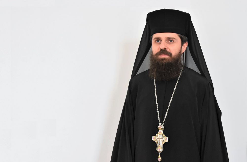 Arhimandritul Benedict Vesa a fost ales Episcop-vicar al Arhiepiscopiei Vadului, Feleacului și Clujului