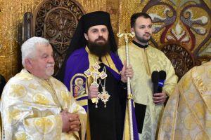 """Preasfințitul Benedict Bistrițeanul: """"Pornesc la drum cu nădejde, cerându-vă tuturor rugăciunea pentru mine"""""""