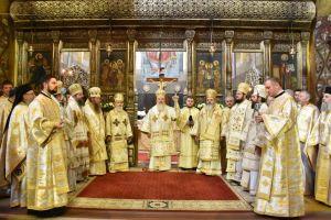 30 de ani de la hirotonia întru arhiereu a Mitropolitului Andrei, aniversați prin rugăciune