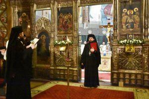 Slujba de ipopsifiere a Episcopului-vicar ales al Arhiepiscopiei Vadului, Feleacului și Clujului