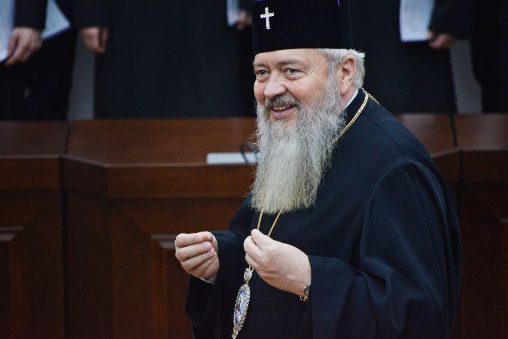 Mitropolitul Andrei – Îndemn pastoral pentru preoți și credincioși