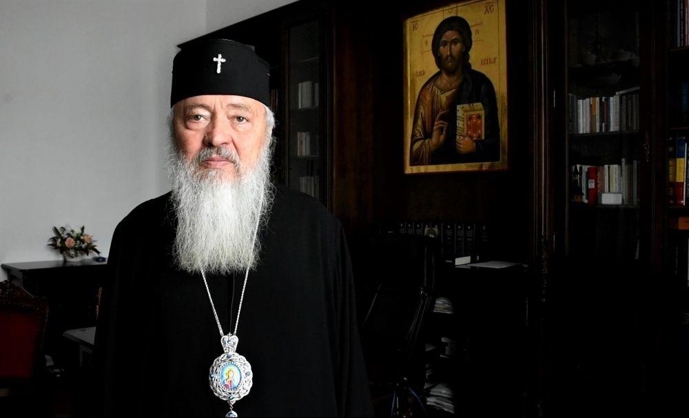 Mesajul Înaltpreasfinţitului Părinte Andrei la sărbătoarea Bunei Vestiri, hramul Mitropoliei Clujului, Maramureşului şi Sălajului