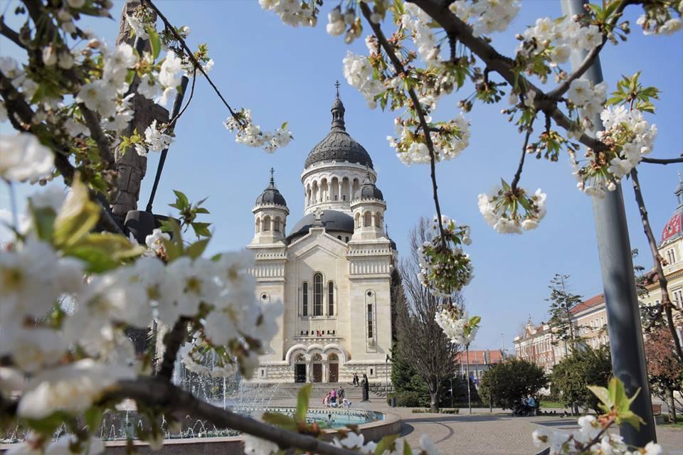 Programul slujbelor de Sfintele Paști și în Săptămâna Luminată, la Catedrala Mitropolitană din Cluj-Napoca