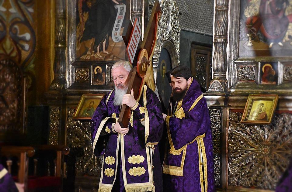 Denia celor 12 Evanghelii, la Catedrala Mitropolitană din Cluj-Napoca