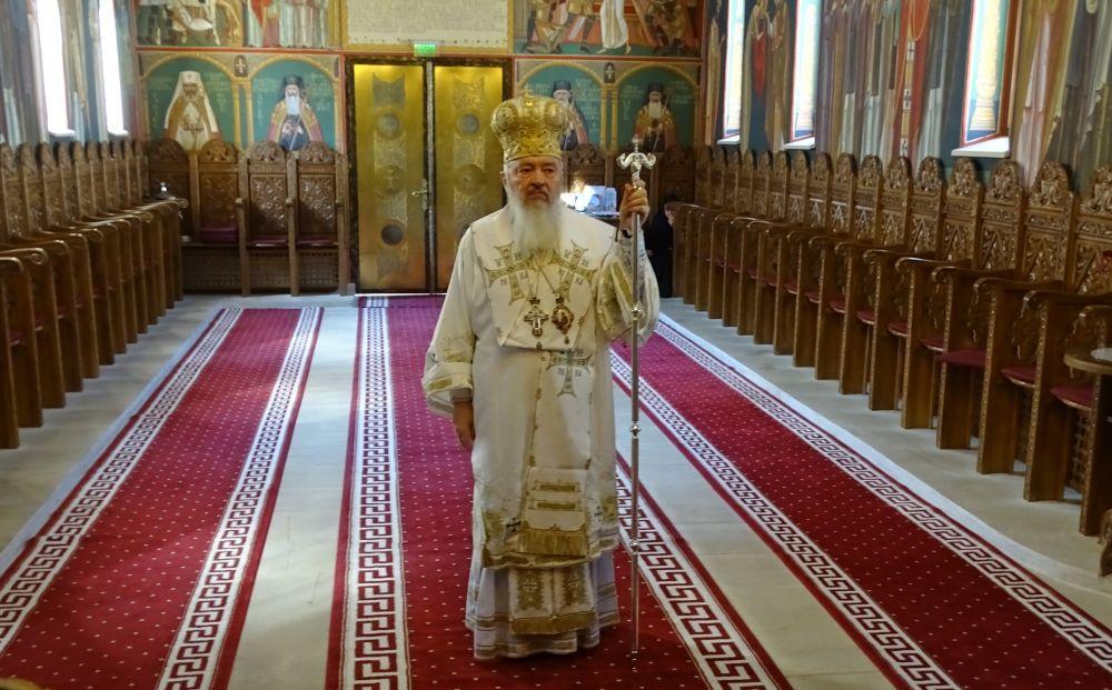 Mitropolitul Andrei – Bucuriile sfinte – Predică în a treia zi de Paști, 21 aprilie 2020