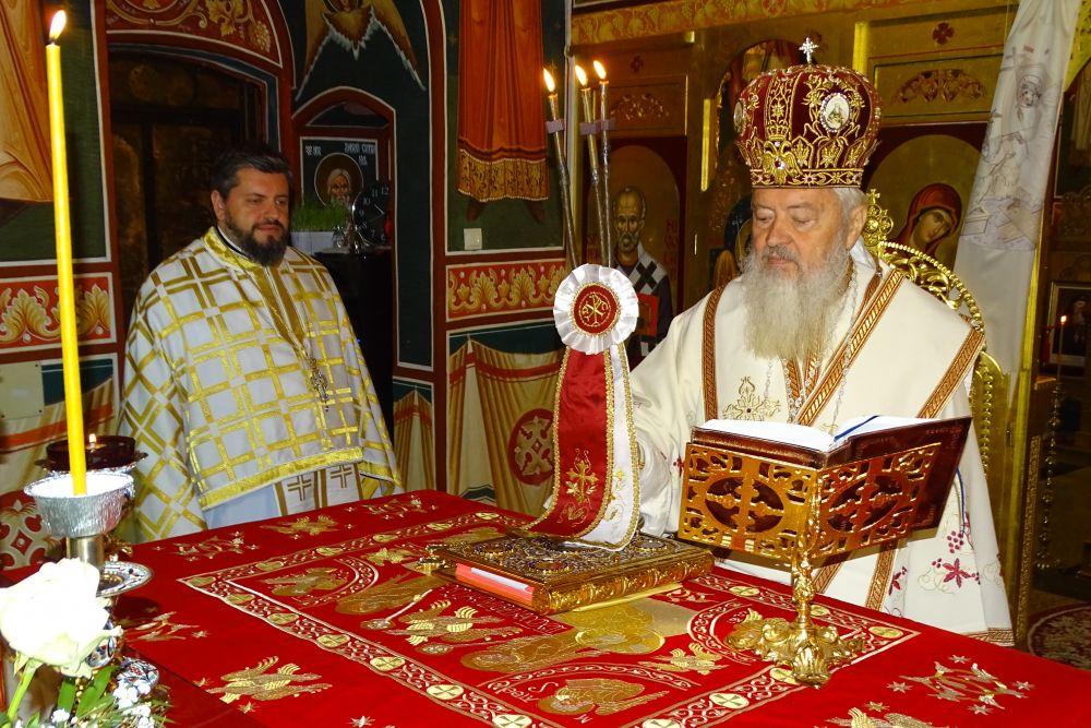 """Mitropolitul Andrei: """"Starea disperată a omului care îl pierde pe Hristos""""   Predică la Duminica Tomii, 26 aprilie 2020"""