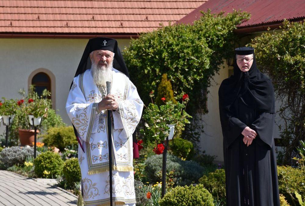"""Mitropolitul Andrei: """"Sfânta Elisabeta și-a sfințit viața prin Hristos Cel înviat din morți"""" – 24 aprilie 2020"""