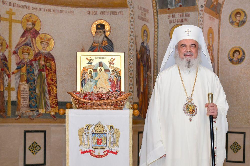 Mesajul Preafericitului Părinte Daniel, Patriarhul Bisericii Ortodoxe Române, la Sărbătoarea Sfintelor Paști 2020