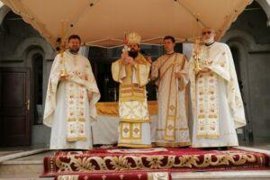 Sfântul Ioan Rusul, cinstit de credincioșii clujeni din cartierul Gheorgheni
