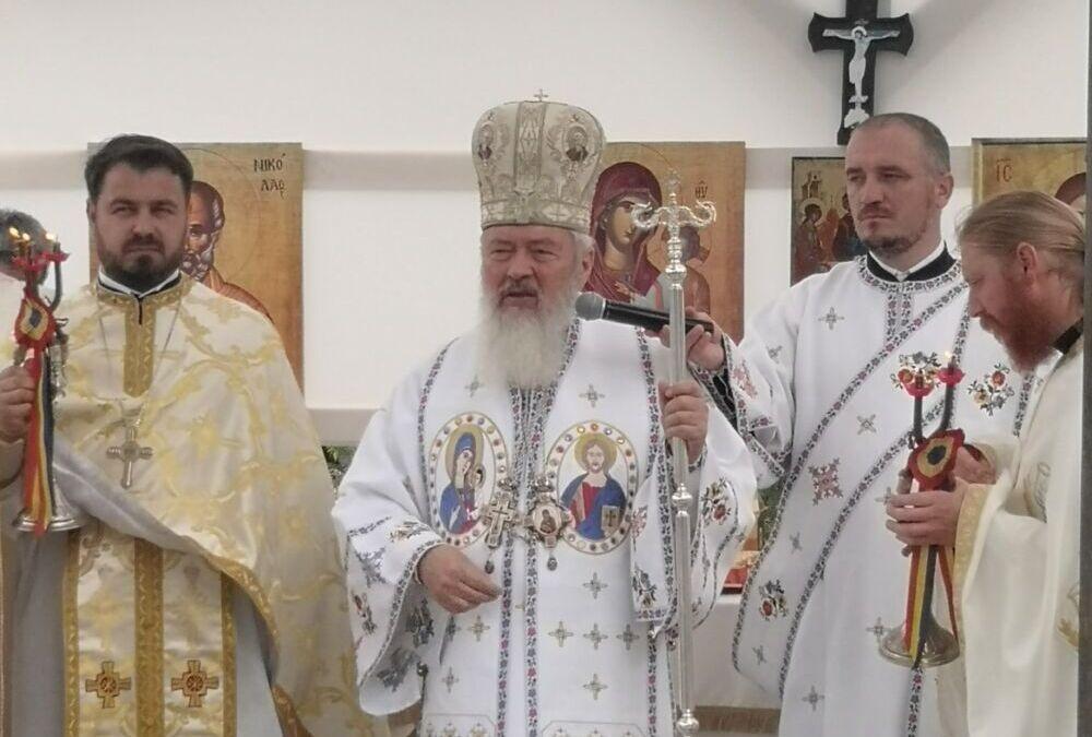 Mitropolitul Andrei – Predică la sărbătoarea Sfântului Mare Mucenic și Tămăduitor Pantelimon – 27 iulie 2020