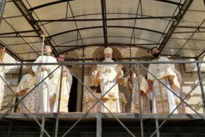 Duminica a 4-a după Rusalii, la Catedrala Mitropolitană din Cluj-Napoca