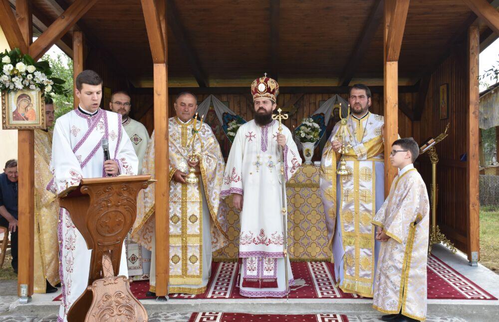 Binecuvântare arhierească la Sucutard | 700 de ani de la prima atestare documentară a localității