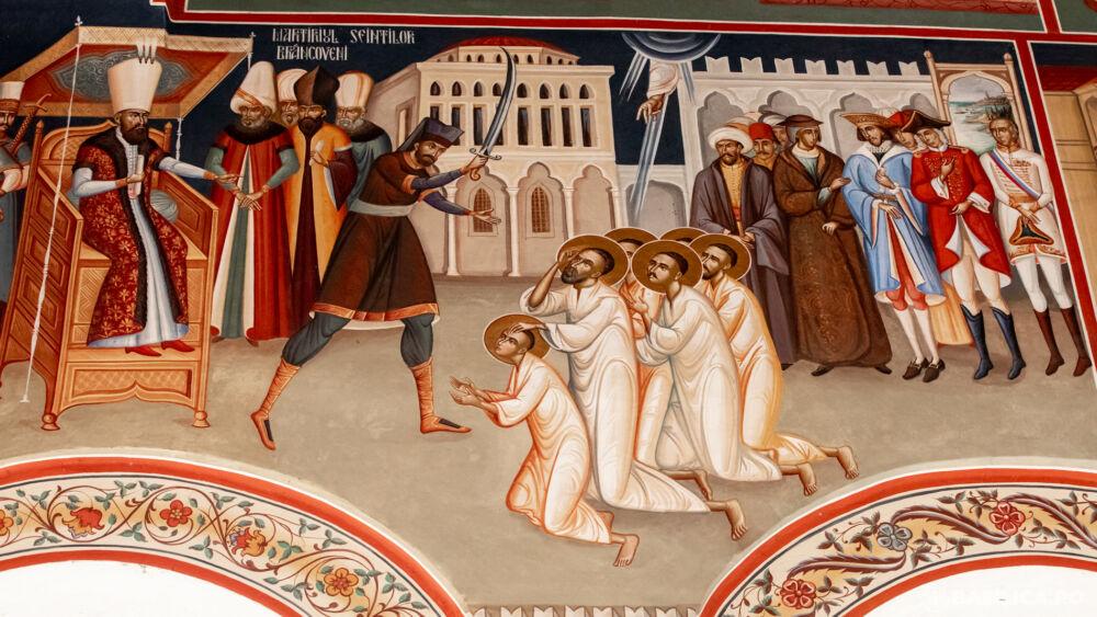 16 august – Ziua naționalăpentru comemorarea martirilor Brâncoveniși de conștientizare a violențelor împotriva creștinilor