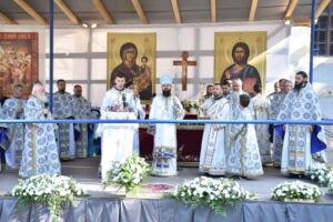 """PS Benedict, la Mănăstirea Nicula: """"E foarte important să ne dăruim copiii lui Dumnezeu!"""""""
