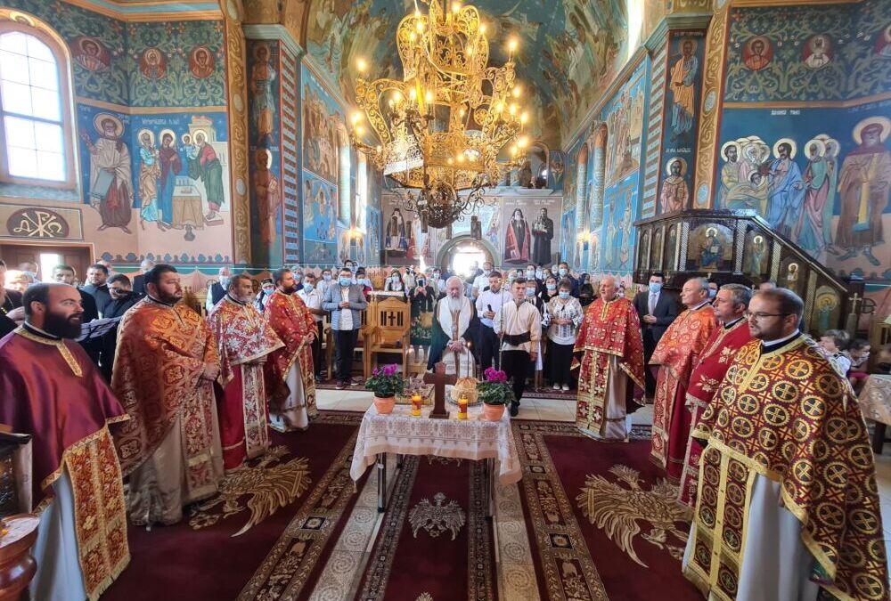 Protopopul Aurel Munteanu, comemorat la Huedin, la 80 de ani de la moartea sa martirică