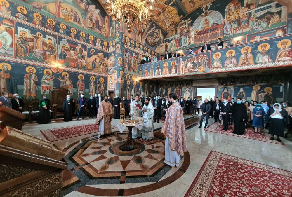 Deschiderea anului universitar 2020-2021, la Facultatea de Teologie Ortodoxă din Cluj-Napoca