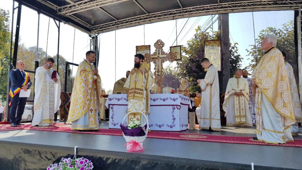 Binecuvântare arhierească pentru credincioșii din Șieu-Odorhei