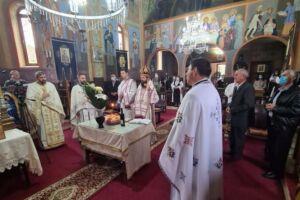 Preotul martir Grigore Danciu, comemorat la Luna de Sus, în prezența Preasfințitului Benedict Bistrițeanul
