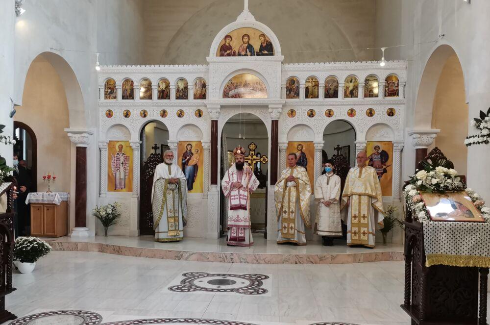 Sfântul Mare Mucenic Dimitrie, cinstit de credincioșii clujeni din cartierul Gheorgheni